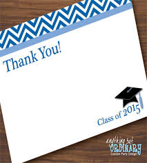 Graduation Thank You Note Graduation Thank You Letter To Family
