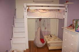 Ikea Loft Bed With Slide Toddler Bunk Beds That Turn The Bedroom ...