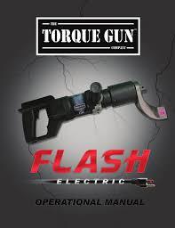 Jgun Torque Chart Flash Electric Gun Manualzz Com