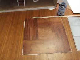 diy hardwood dollhouse flooring from vinyl tiles little victorian dollhouse flooring