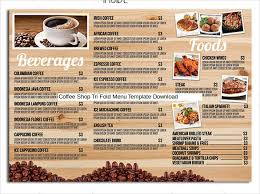 22 Tri Fold Menu Templates Free Sample Example Format Download