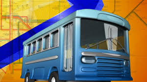 Man dies after being hit by pickup truck at bus stop