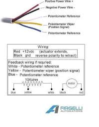 feedback rod linear actuators firgelli actuators voted best in Wiring A Potentiometer For Motor all feedback actuators are compatible with the actuonix linear actuator control board, also known as the lac board more information can be found by Potentiometer Motor Control Wiring Diagram