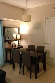 Dining Room Table Lamps Dining Room Dining Set From Sm Homeworld Makati Console Table
