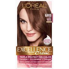 loreal excellence colors