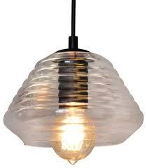 lumisource torus triangle pendant lamp transitional pendant lighting by the mine