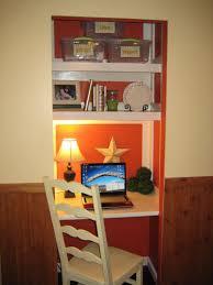 Amusing Desk In Closet Diy Images Design Ideas ...