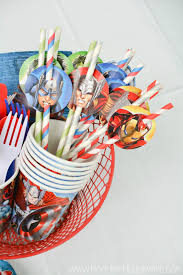 Avengers Party Decorations How To Host A Marvel Avengers Birthday Party On A Budget