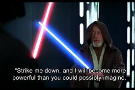 Luke Skywalker Quotes Awesome 48 Quotes From Star Wars That Are Total Lies Dorkly Post