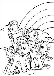 Pony Coloring Pages Drawn My Little Pony Coloring Book Sea Pony