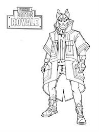 Kids N Funcom 37 Coloring Pages Of Fortnite