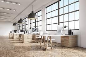 open floor office. The Muted Challenges Of \u201cNew World\u201d Open Plan Office Space Floor A
