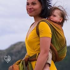 Girasol Sherwood Woven Wrap Baby Carrier - Wrap Your Baby
