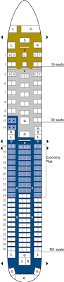 United 767 Seating Chart Airline Seating Charts For All Airlines Worldwide Find Out