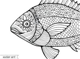 Free Printable Clown Fish Coloring Pages Printable Coloring Pages Of