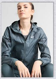 warmth and style womens clothing nike performance sports jacket or18 dark green