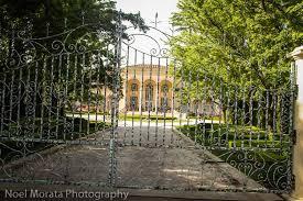 gardens and wines at ferrari carano winery
