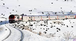 """Doğu Ekspresi"""" Kars turizmine canlılık getirdi - Fotoğraflar - TRT Avaz"""