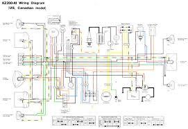 yo2 kz200 binter merzy koe wiring kabel kz200