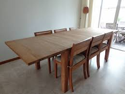 solid teak extendable dining set from originals furniture originals com sg in excellent condition vintage design