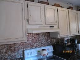 Painted Oak Cabinets Get A Beautiful Look On Oak Cabinets Painted White Kitchen