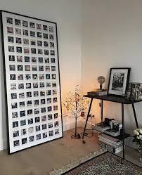 diy large polaroid photo frame unique polaroid picture frame for the home