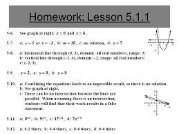 4 homework lesson 5 1 1