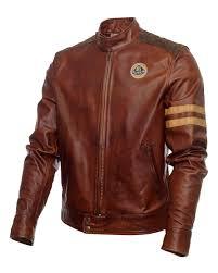 lotus originals heritage leather jacket
