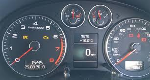 Epc And Engine Light Audi Epc Warning Light Audi Sport Net