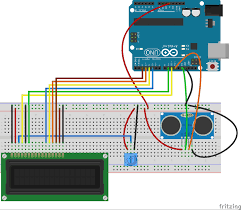arduino lcd circuit technology tutorials  at Qunqi 11c 12c Twi 1602 Wiring Diagram