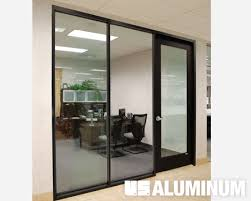 aluminum office partitions. Interior Office Front System Aluminum Partitions O