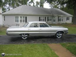 1964 Chevrolet Biscayne | six-four | Pinterest | Chevrolet, Cars ...