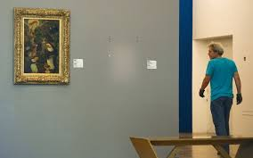 rotterdam s kunsthal art gallery thieves made off with paintings by pablo picasso henri matisse