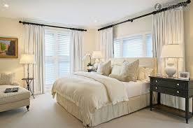 Master Bedroom Drapery Brilliant Bedroom Mesmerizing Master Bedroom Window Treatments