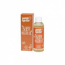<b>Масло массажное для</b> младенцев Petit & Jolie - купить по ...