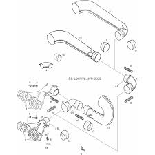 Rotax exhausts 447 503 582 exhaust parts quad 4 engine diagram 2 4 at ww