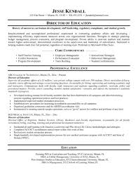 instructional resume objective aligning learning objectives letter retail management resume example for objective educational