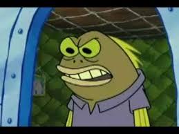 chocolate spongebob guy. Modren Guy Spongebob The Screaming Chocolate Guy ORIGINAL SCENE To YouTube