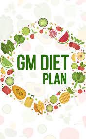 Gm Diet Plan For Weight Loss 7 Days Diet Plan 1 0 Apk