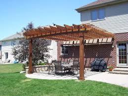 diy pergola canopy design for attractive patio ideas outdoor spa ideas with pergola retractable sun
