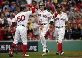 Boston Red Sox 2018 Depth Chart Starters Major League