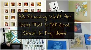 on home decorators wall art with 33 stunning wall art ideas that will look great in any home