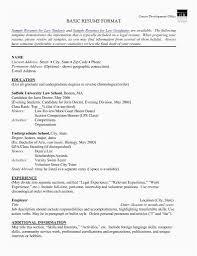 Job Application Portfolio Example Resume Certification Example Dragondekomodo Resume