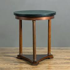 wooden accent tables modern accent table modern wooden side table round loft style furniture pedestal end