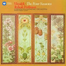 <b>Vivaldi</b>: The Four Seasons by <b>Itzhak Perlman</b> on Amazon Music ...