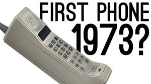 When Was The Cell Phone Invented Who Invented The First Mobile Phone Youtube