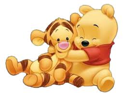 baby tigger and pooh. Modren And Disney Babies Clip Art  Baby Pooh Clipart Pictures Inside Tigger And Pinterest