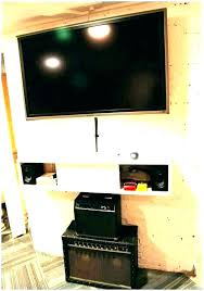 wall mount tv stand with shelves corner wall stands corner mounted shelves for wall mount tv