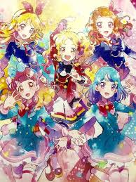 Aikatsu Love - Home