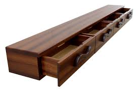 Small Floating Shelf With Drawer How To Make Floating Shelves With Solid  Wood ...